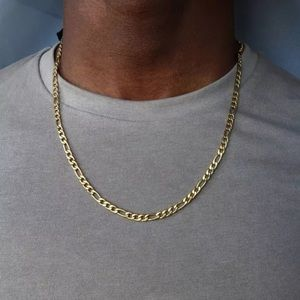 NEW 18K Gold Plated 22 inches Necklace